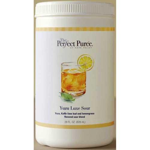 The Perfect Puree Yuzu Luxe Sour, 28 Fluid Ounce -- 6 per case.