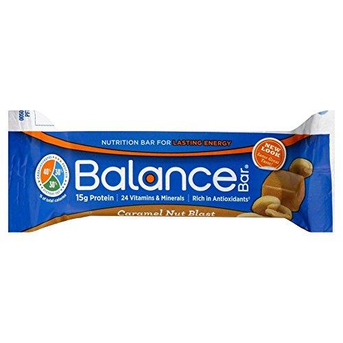 - Balance Bar Gold CARM/Nut Size 1.76z Balance Bar Gold Caramel/Nut 1.76z Ea