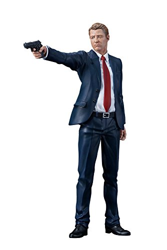 "Kotobukiya ARTFX + GOTHAM Gotham James ""Jim"" Gordon? GOTHAM? 1 / 10 scale PVC pre-painted PVC figure"