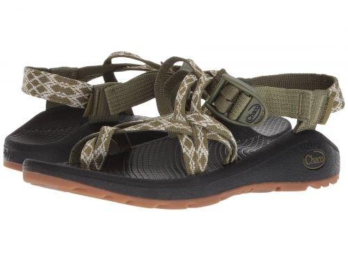 タック結び目時折Chaco(チャコ) レディース 女性用 シューズ 靴 サンダル Z/Cloud X2 - Popline Boa [並行輸入品]