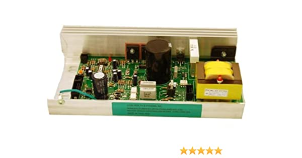 Amazon Treadmill Motors Exercise Machine Parts Accessories. Proform Fitness Products Inc 241697 Treadmill Motor Control Board. Wiring. Pacemaster Dc Drive Wiring Diagram At Scoala.co