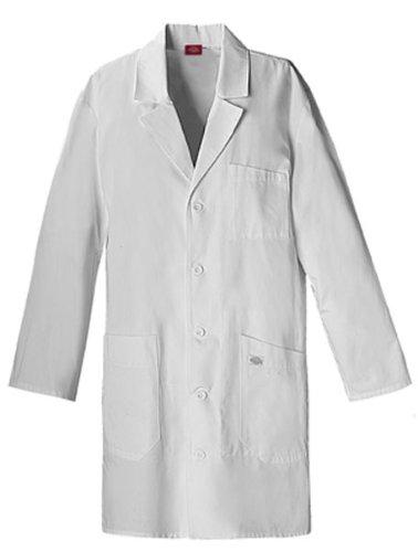 UPC 737314633128, Dickies 37 Inch Unisex iPad Lab Coat, White, X-Small