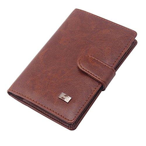 Price comparison product image Passport Cover Rfid Passport Holder Minimalist Passport Wallet for Travel Document