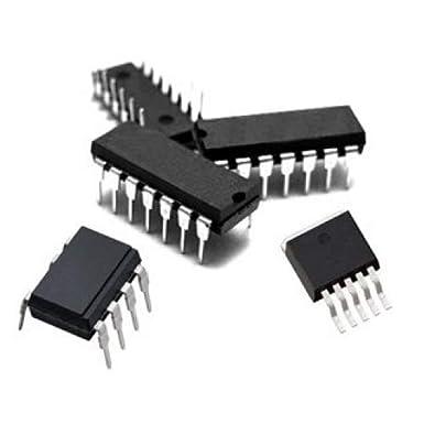 Texas Instruments tlc5615cp Convertisseur numérique vers analogique, 10mm, 1.21MSPS, série, 4,5V à 5,5V, DIP, 8broches, 1