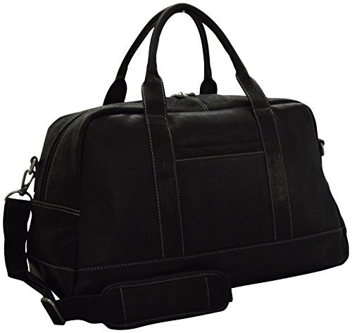 Leather Lined Carry On - 8