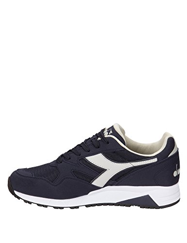 Sneakers Gris Hombre Blue Denim Diadora Top Low N902 HIxH4z0