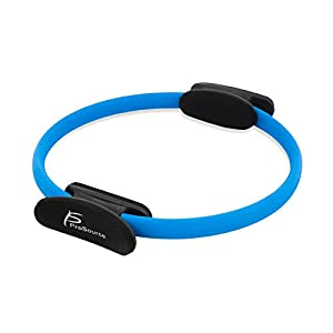 ProSource The Resistance Ring enhances Pilates Workouts with Light Resistance to Help Tone and Strengthen Your Entire core and Body