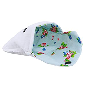 TraveT Napkins Bag, Menstrual Cup Pouch, Nursing Pad Holder, Washable Sanitary Napkins Organizer Storage Bag for Women