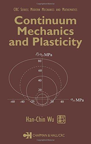 Continuum Mechanics and Plasticity (Modern Mechanics and Mathematics)