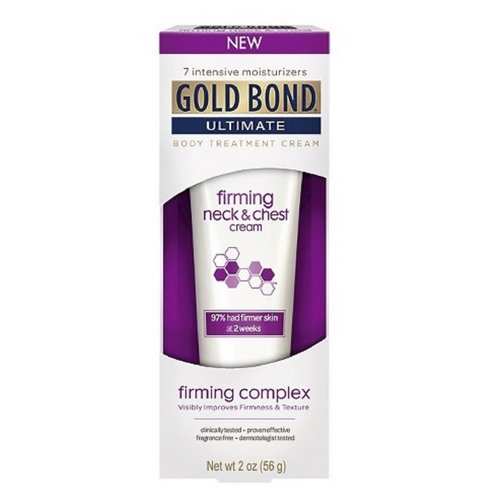 Gold Bond Ultimate Firming Neck & Chest Cream - 2 Oz (pack of (Firming Neck Cream)