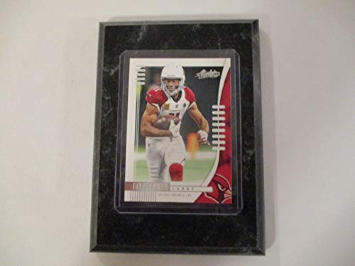 LARRY FITZGERALD ARIZONA CARDINALS 2019-20 NFL ABSOLUTE FOOTBALL PLAYER CARD MOUNTED ON A 4