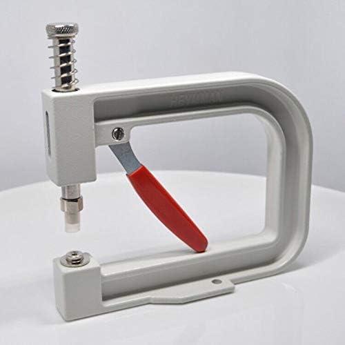 パールマシンクリエイティブマニュアル圧着工具ポータブルパールクラフト用品XX (Color : White)