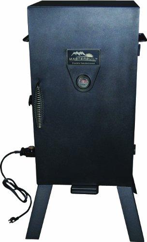 Masterbuilt 20070210 30-Inch Black Electric Analog Smoker by Masterbuilt