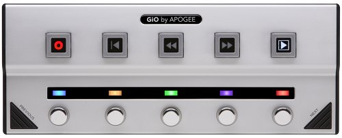 Apogee GiO Studio quality interface controller