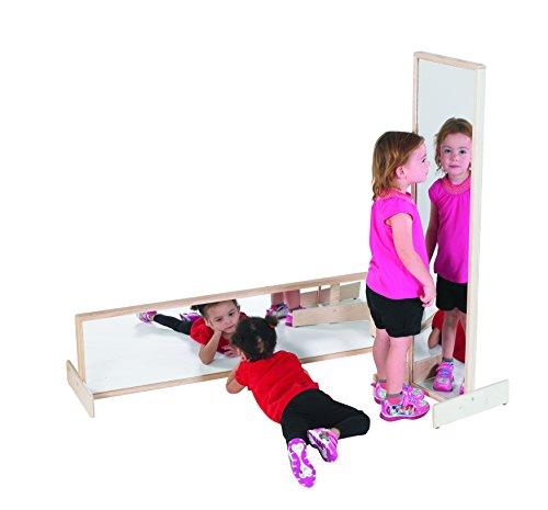 2-Position Mirror by Children's Factory