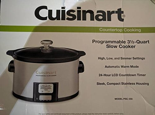3 quart slow cooker programmable - 9