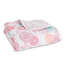 aden + anais Tea Collection and Dream Blanket, Global Garden