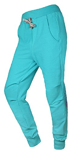 Feel joy! Chándal para mujer Brisk, Sea Blue, One Size, FJ5902349670409 Azul - azul
