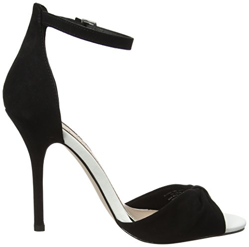 outlet shop shopping online cheap online Miss KG Women's Sara Open-Toe Heels Black (Black) brand new unisex for sale sale amazing price best place cheap price MvPEV