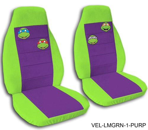 Tmnt Car Seat Covers