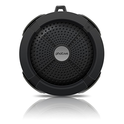 Bluetooth Shower Speaker Camera Class D Verst Rker Mit Bluetooth Trndlabs Bluetooth Key Finder Obd2 Bluetooth Youtube: Photive Rain WaterProof Portable Bluetooth Shower Speaker