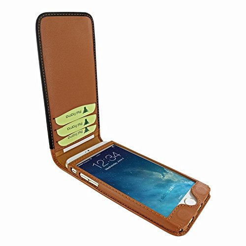 Piel Frama 689 Two-Tone Magnetic Leather Case for Apple iPhone 6 Plus / 6S Plus by Piel Frama
