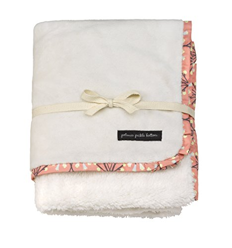 Petunia Pickle Bottom Receiving Blanket, Blissful - Brisbane Stores