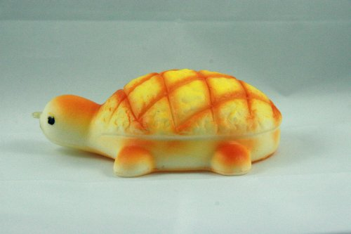 Jumbo Turtle Melon Pan Bun Squishy by TGA Products - Buy Online in UAE. Toy Products in the ...
