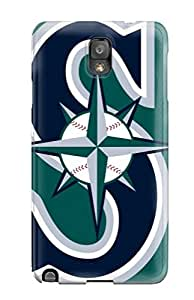 LctsqEK3646mbsNO Seattle Mariners Awesome High Quality Galaxy Note 3 Case Skin