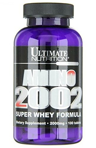 Ultimate Nutrition Amino 2002 (330 tabs) by Ultimate Nutrition