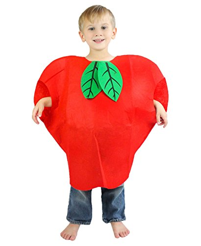 Petitebella Red Apple Unisex Children Costume]()