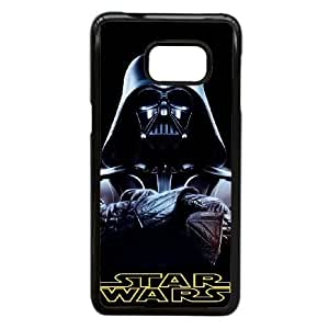 Design Durable Phone Cases Pvrai Samsung Galaxy S6 Edge Plus Cell Phone Case Black Star Wars Hard Back Cover Protector