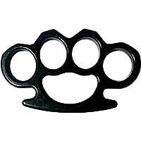 Boxer Manopla de Acero Sólido para Defensa Personal y Artes Marciales