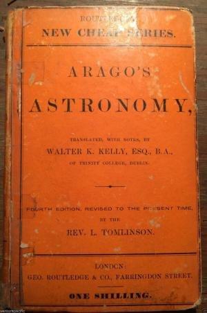 Arago's Astronomy [Presentation copy]