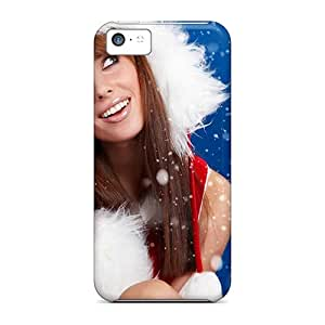 New Customized Design New Year Wallpapers New Year S Gift For Iphone 5c Cases Comfortable For Lovers And Friends For Christmas Gifts