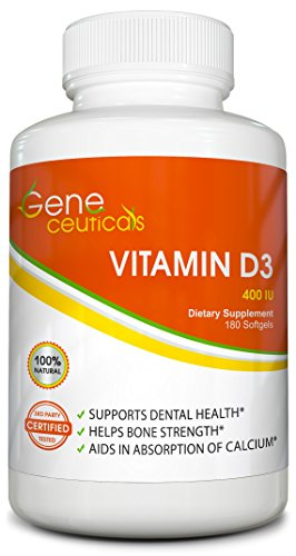 Potent Vitamin D 3 Supplement Satisfaction product image