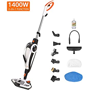 Tacklife Steam Mop Steam Cleaner Multifunction Floor
