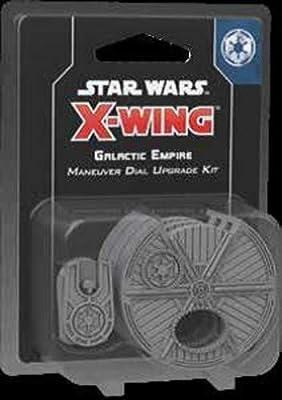 Rebel Alliance Maneuver Dial Upgrade Kit Star Wars X-Wing Miniatures Game SWZ09