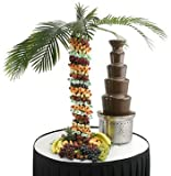 Buffet Enhancements Stainless Steel Pineapple Tree Stand, Large