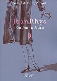 Bonjour minuit par Jean Rhys
