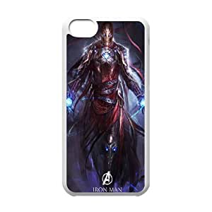 FOR Iphone 5c -(DXJ PHONE CASE)-Popular Movie Avengers Age of Ultron-PATTERN 12