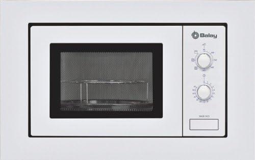 Balay 3WGB-1923, 1270 W, 230 V, 50 Hz, Blanco, 453 x 320 x 280 mm ...