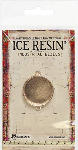 Ice Resin Industrial Bezel Collection-rose Gold -
