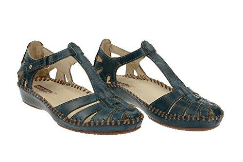 PikolinosPikolinos Vallarta Sandale grün petrol - Cierre En T Mujer Varios Colores - petróleo
