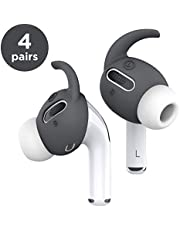 elago Earbuds Hook Cover Designed for Apple AirPods Pro [4 Pairs: 2 Large + 2 Small]