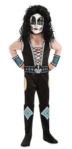 Costumes 211456 KISS- Catman Deluxe Child Costume (disfraz)