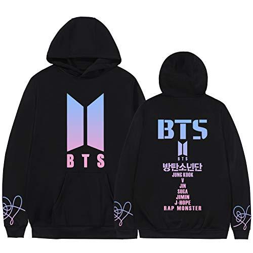 Dolpind Kpop BTS Hoodie Love Yourself Answer Jung Kook SUGA Jimin Pullover Sweatershirt