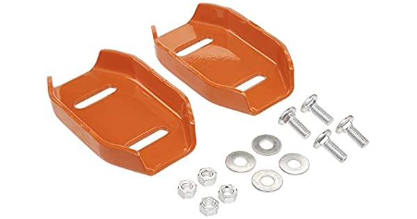 Amazon.com: Ariens Company 721011 Snow thrower Skid Zapatos ...