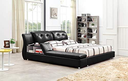 Greatime B2003 Platform Bed King