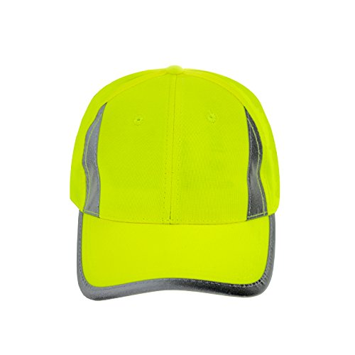 JORESTECH Safety cap reflective accent (Yellow)